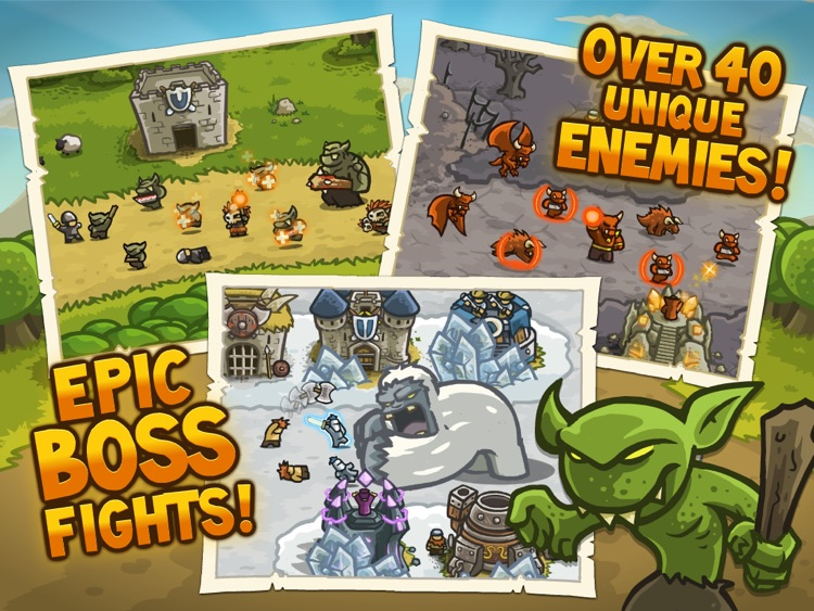 Kingdom Rush HD screenshot-3