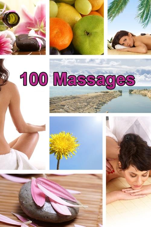 100 Massages