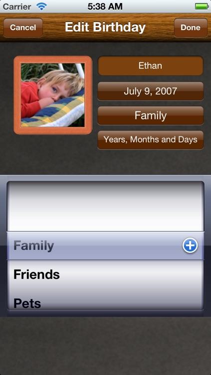 Age Tracker screenshot-3