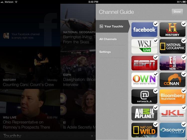TouchTV screenshot-4