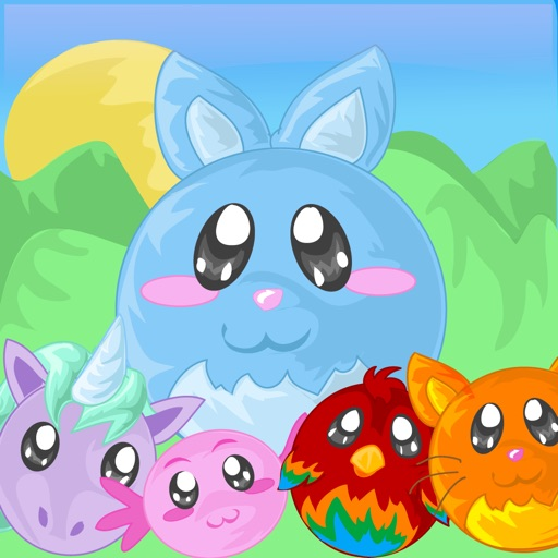 Littlest Cutest Pets Puzzle Game - A Cute Best Match of 3 Or More Entertainment By Wiremuch
