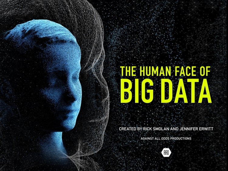 The Human Face of Big Data Tablet App