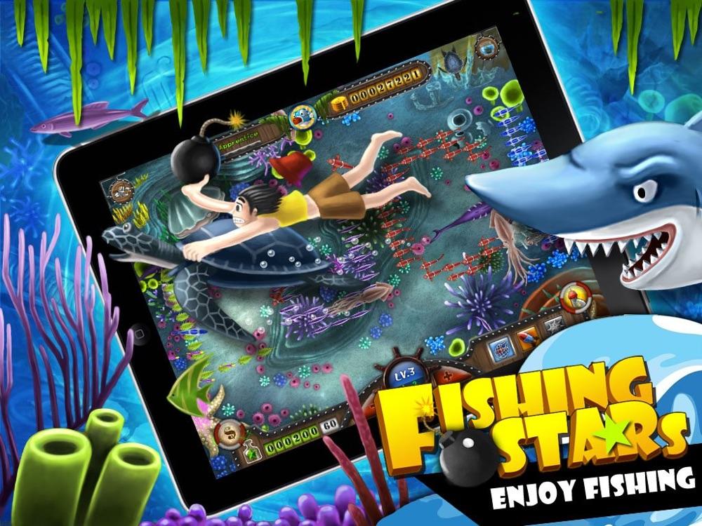 Fishing Stars HD Cheat Codes