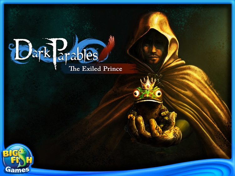 Dark Parables: The Exiled Prince HD (Full) screenshot-0