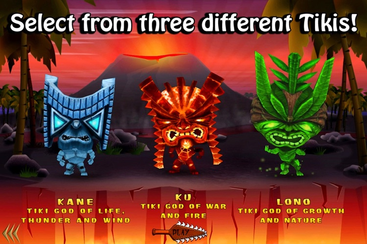 Tiki Gods: Ancient Times - Kumulipo Free screenshot-1