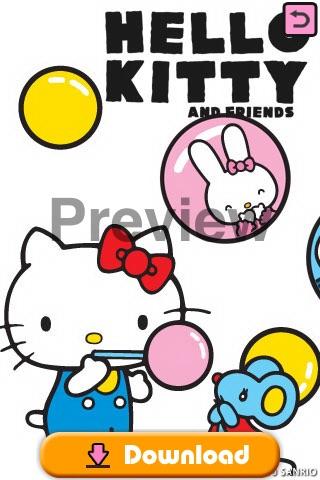 Hello Kitty Magic Photo