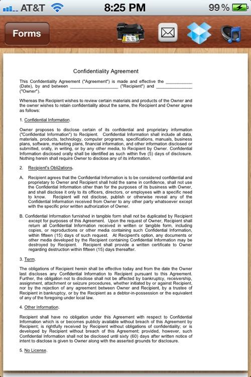 Law Documents screenshot-3