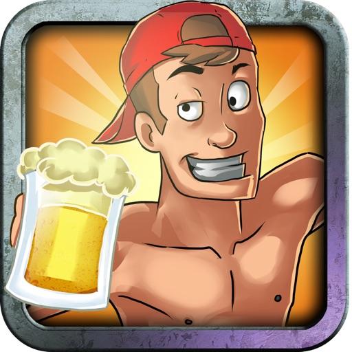 Campus Beer Run - Пьяный колледж Sorority Девушки и братства мальчик партия издание