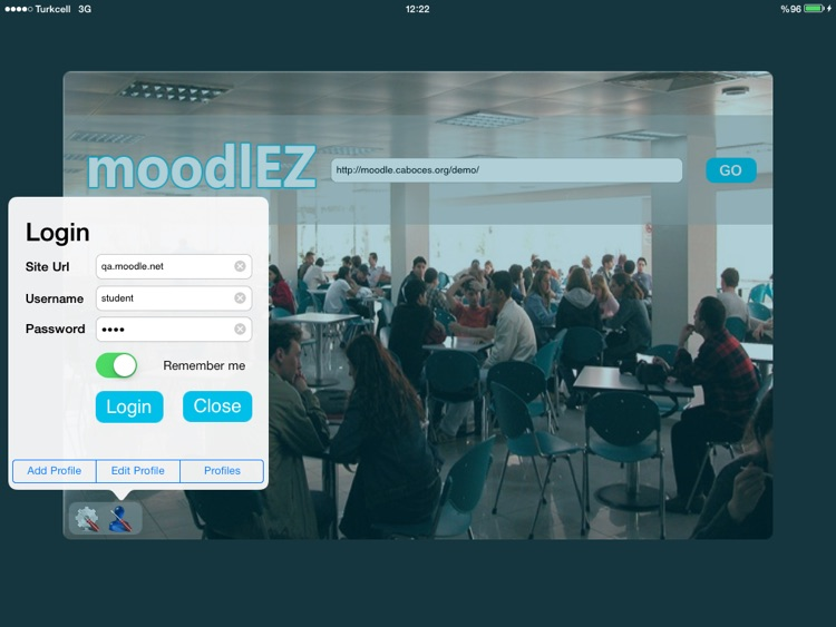 moodlEZ screenshot-1