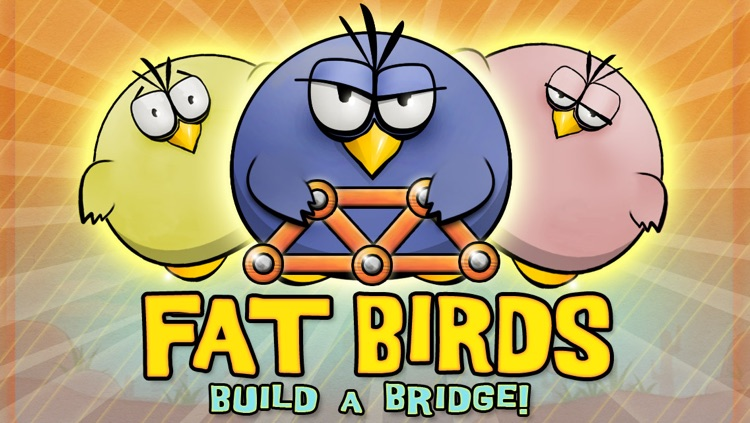Fat Birds Build a Bridge - FREE screenshot-4