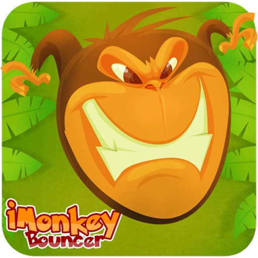 iMonkey Bouncer Lite icon