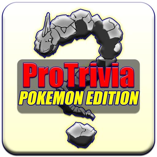 ProTrivia- Pokemon edition