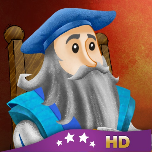 Leonardo da Vinci: Dream Inventor HD - Children's Story Book icon