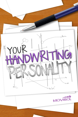 Your handwriting personality: calligraphy analyzer screenshot one