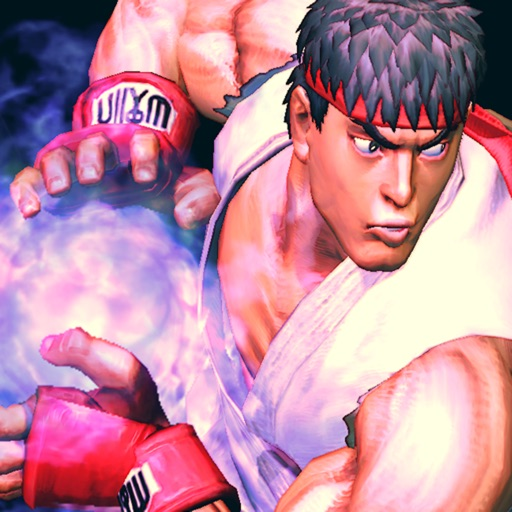 STREET FIGHTER IV icon