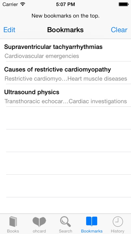 Oxford Handbook of Cardiology screenshot-4
