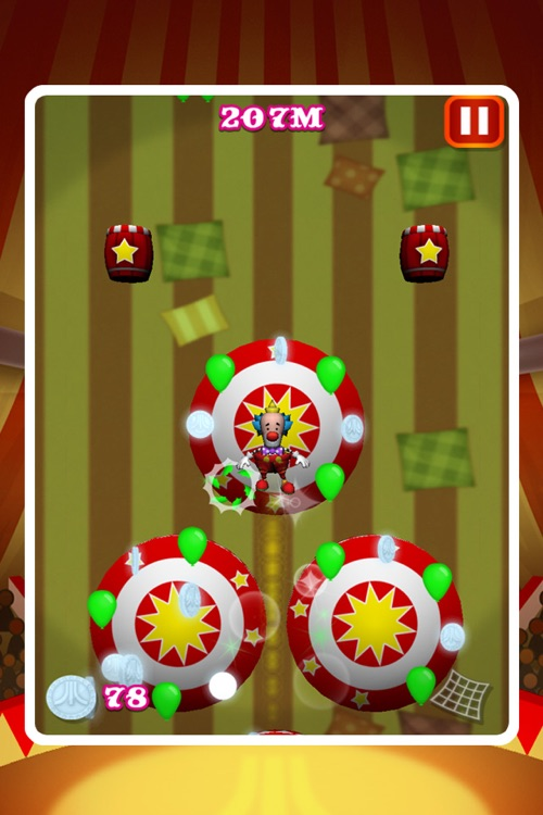 Circus Atari screenshot-3