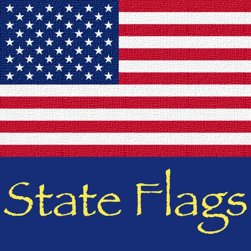 U.S. State Flags Game