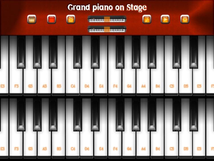 3D Piano HD