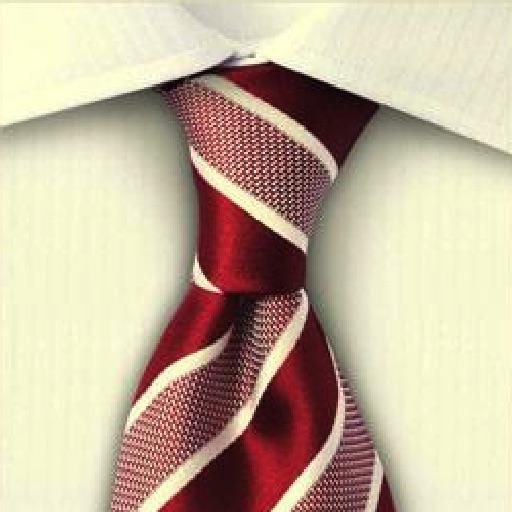 Tie a tie guide