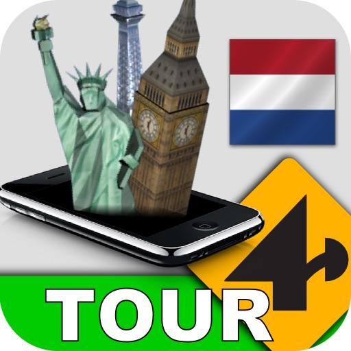 Tour4D Amsterdam icon