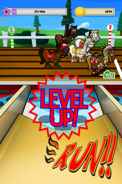 Horse Frenzy screenshot-1
