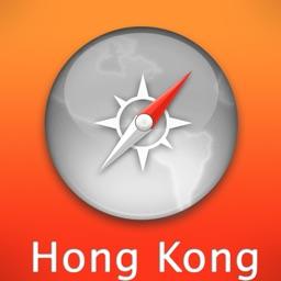 Hong Kong Travel Map