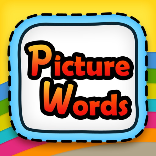 Picture Words for iPad