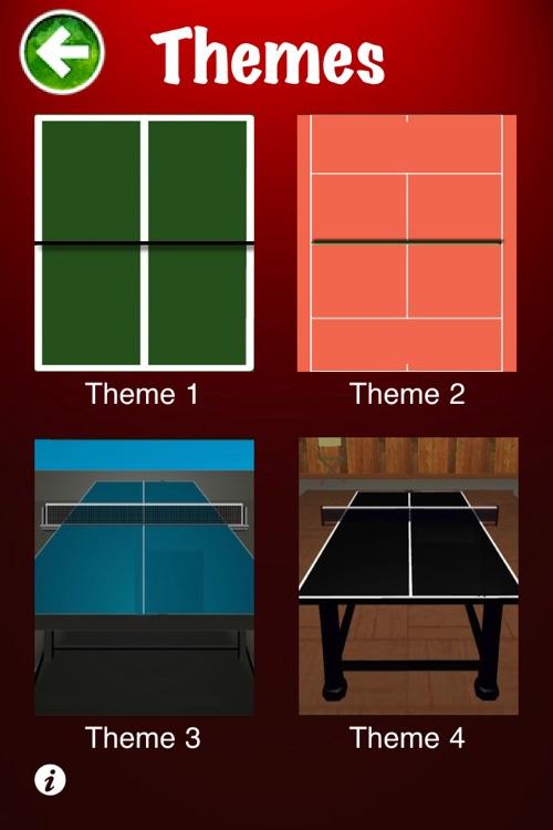 PALM TABLE TENNIS FREE