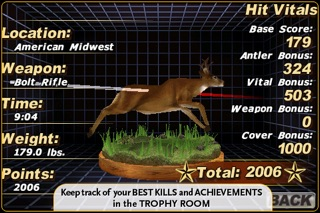 Deer Hunter 3D screenshot1