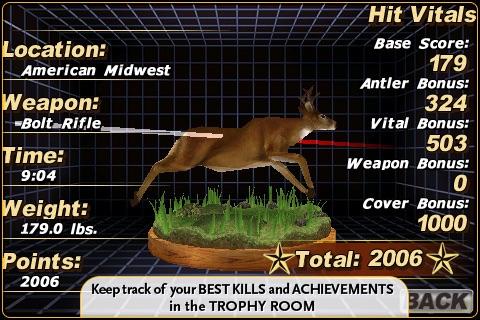 Deer Hunter 3D screenshot-3