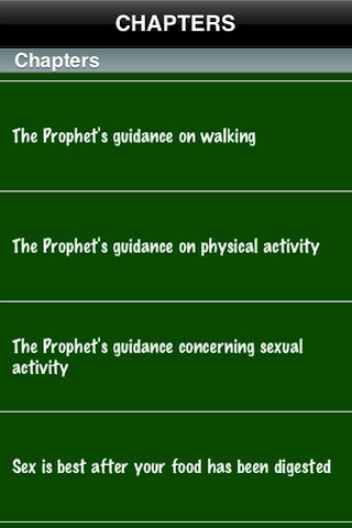 Medicine Of Prophet (SWS) ( Islam Quran Hadith - Ramadan Islamic Apps ) screenshot-2