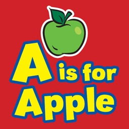 A is for Apple - Shiny Sliders