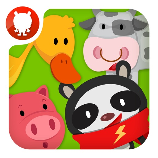 Children Riddles-Farm Animals-baby365