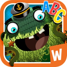 Letter Monster -  a new way for kids to learn the ABCs!