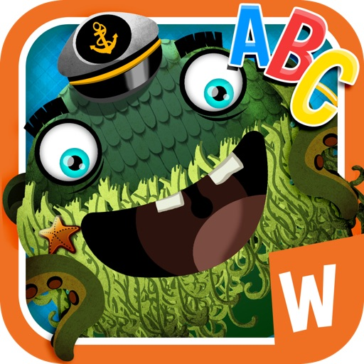 Letter Monster -  a new way for kids to learn the ABCs! icon