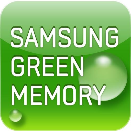 Samsung Green Memory
