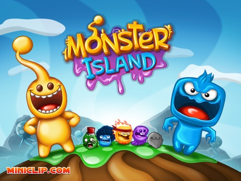 Monster Island HD на iPad
