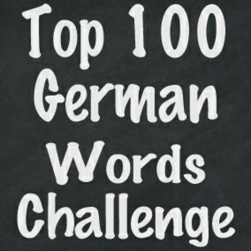 Top 100 German Words Challenge Flash Cards Quiz Game
