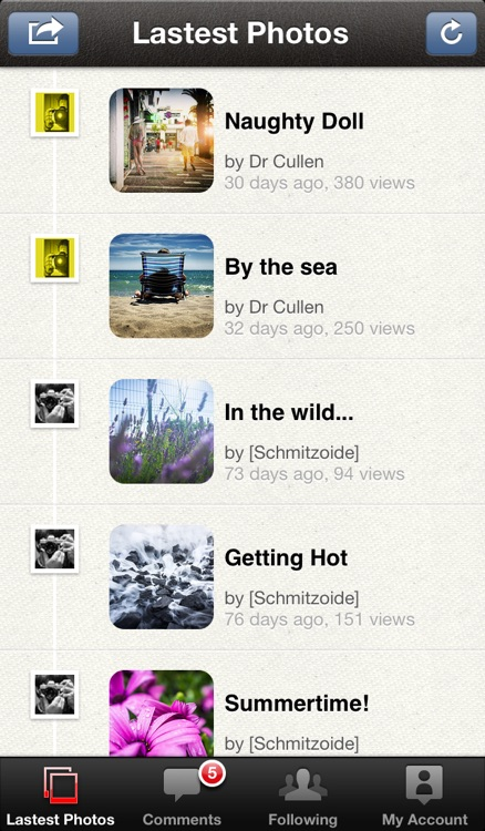 FlickrBoard screenshot-1