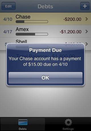 DebtTracker Pro screenshot-4