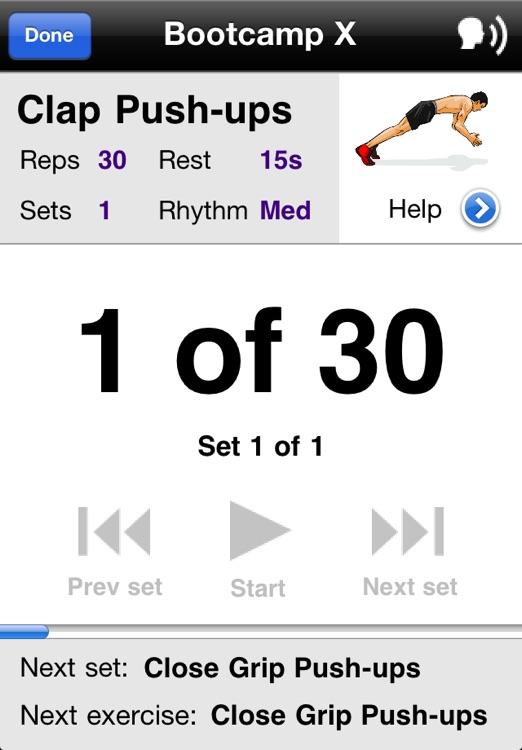 Push Ups Pro screenshot-3