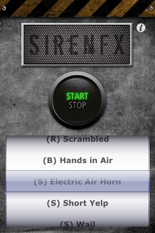 SirenFXFree - Police / Emergency Sound Effects