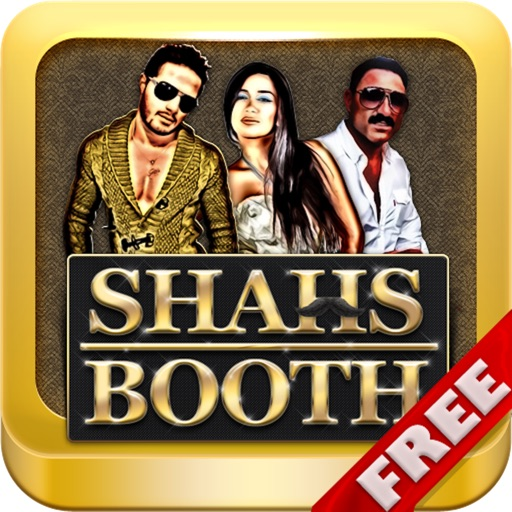 Shahs Booth