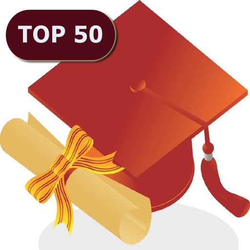 Global Top 50 Education Websites icon