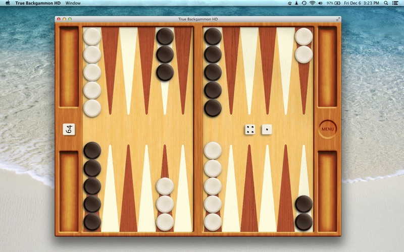 Update: True Backgammon HD  (Games)