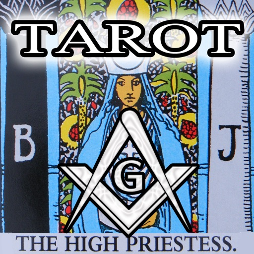 Masonic Tarot for iPad