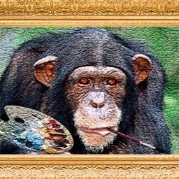 Monkey Paint