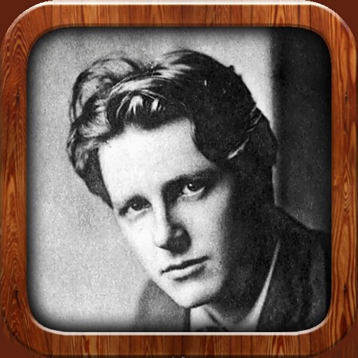 Poems of Rupert Brooke for iPad