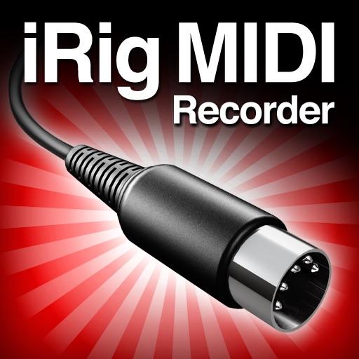iRig MIDI Recorder